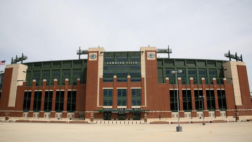 Green-Bay-Packers-Lambeau-Field