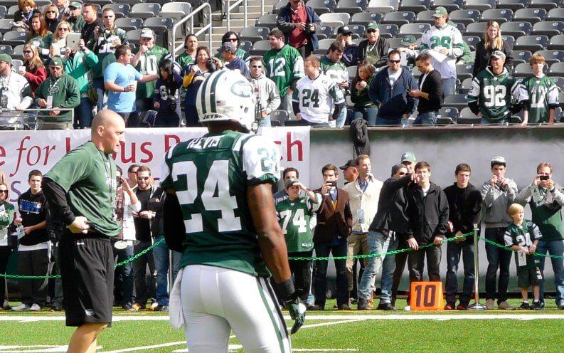 Darrelle Revis New York Jets