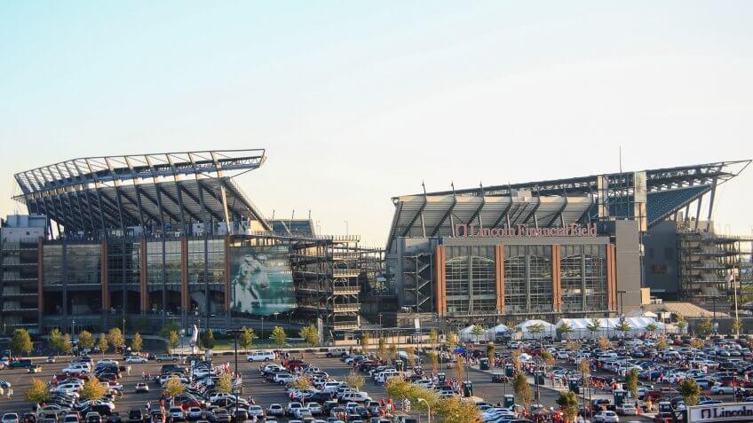 Philadelphia Eagles Game at Lincoln Financial Field: $268.38, Philadelphia-Eagles-Lincoln-Financial-Field