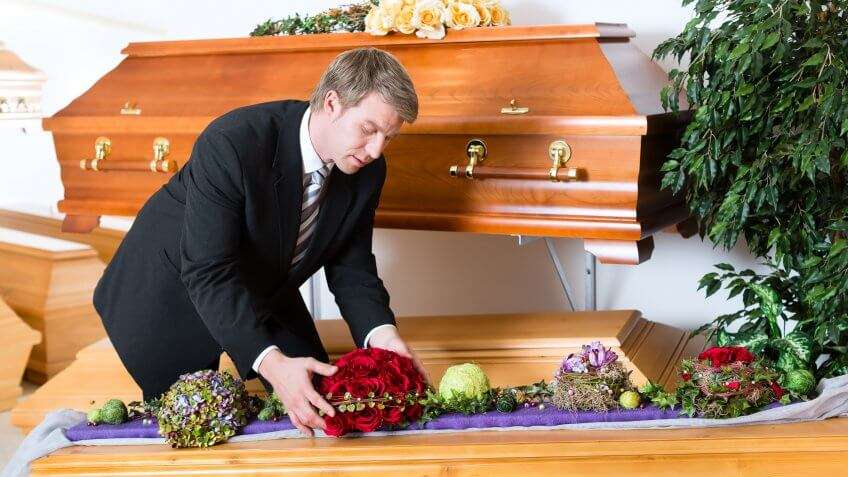 12207, Work in Funeral Services