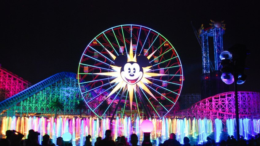 World of Color.