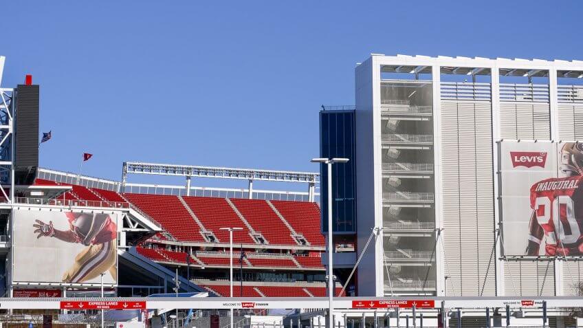 San Francisco 49ers Game at Levi's Stadium: $331, San-Francisco-Giants-Levis-Stadium