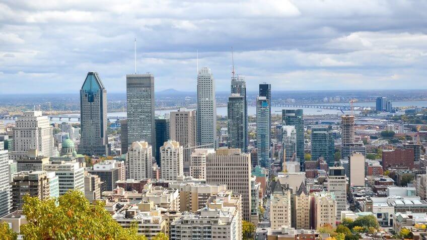 11990, Canada, Cityscape, Montreal