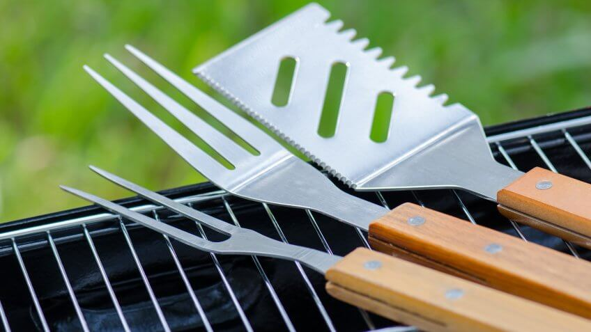 12074, Grilling Accessories