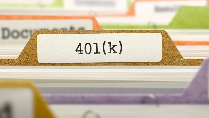 401k portfolio