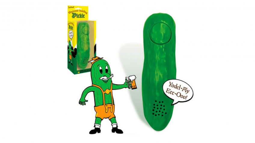 Electronic Yodelling Pickle