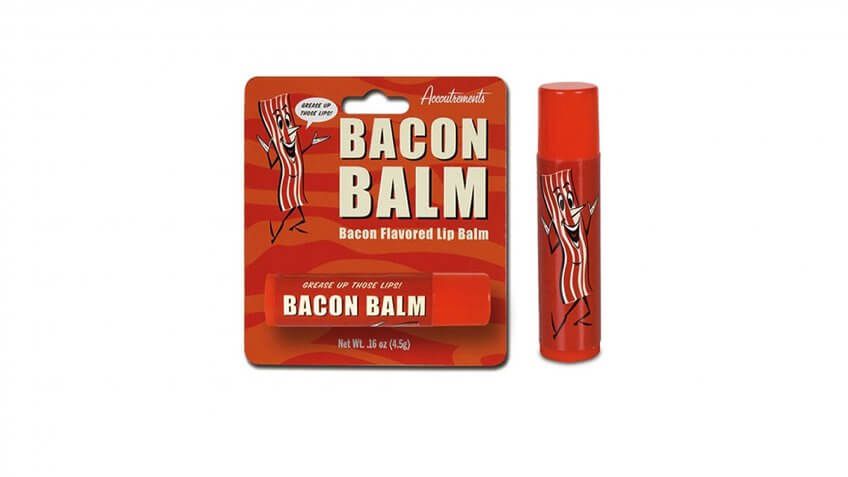 bacon lip balm