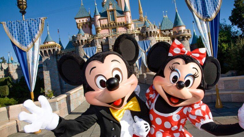 Disneyland Resort VIP Tours.
