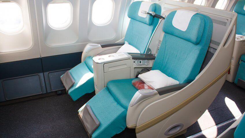 Seat Upgrade Fees