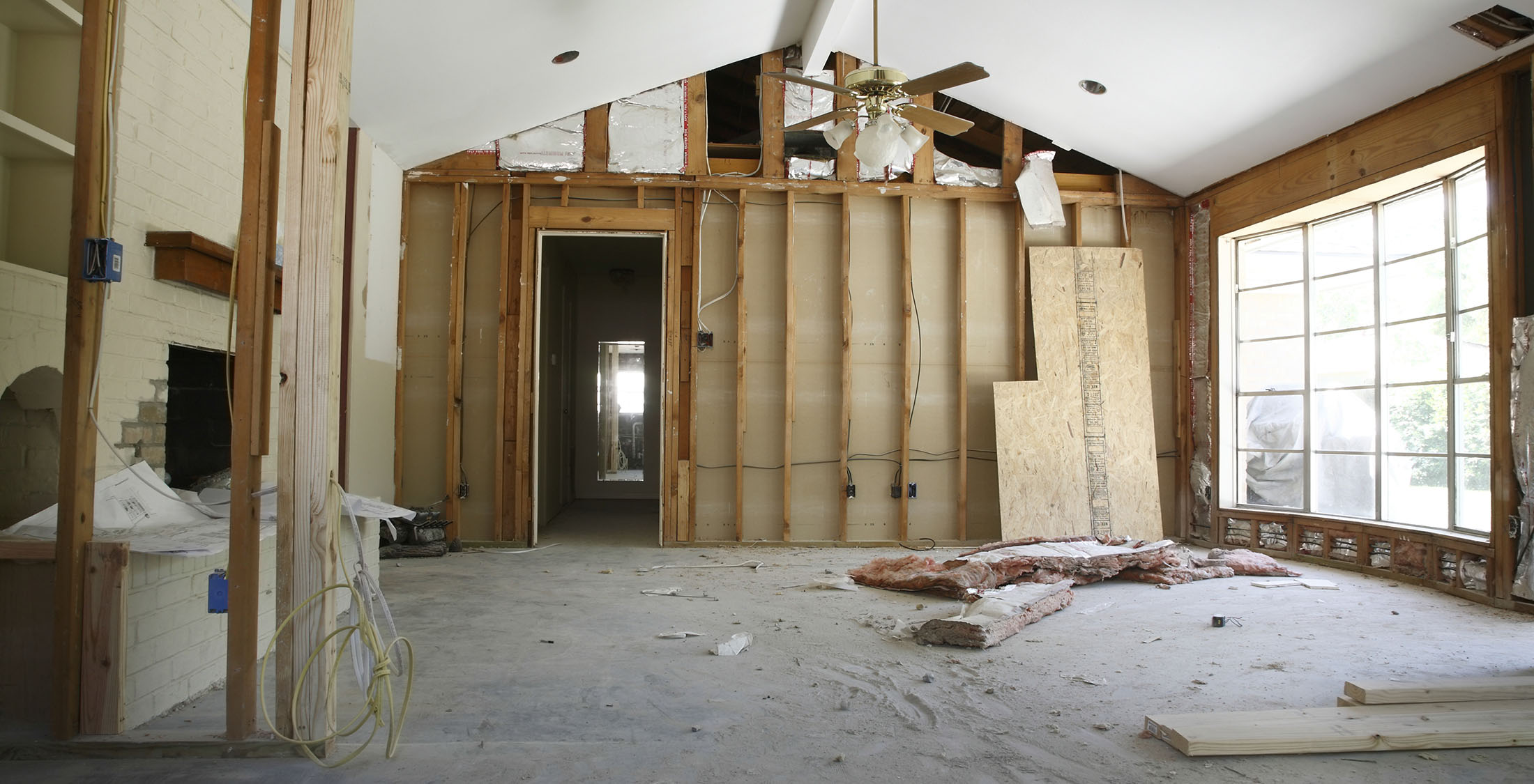 Money pit signs a house needs expensive repairs How to remove a load bearing interior wall