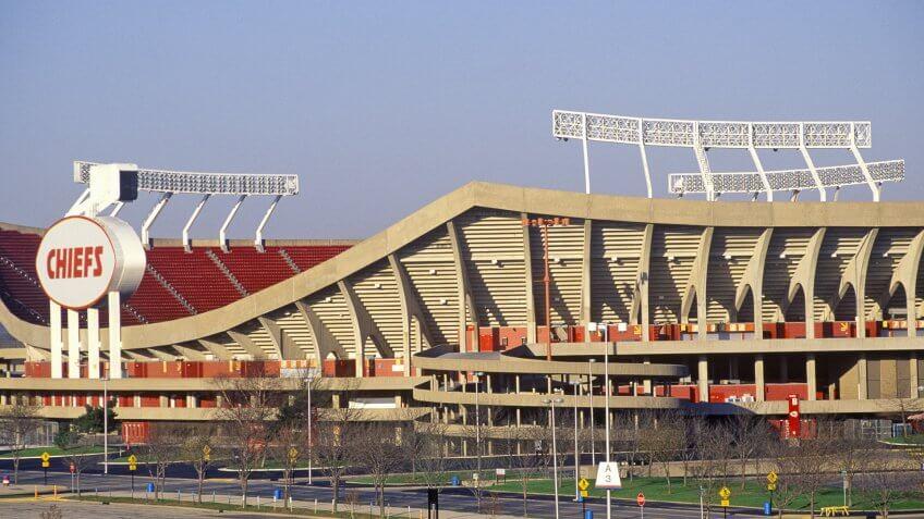 Kansas City Chiefs Game at Arrowhead Stadium: $214.08, Kansas-City-Chiefs-Arrowhead-Stadium