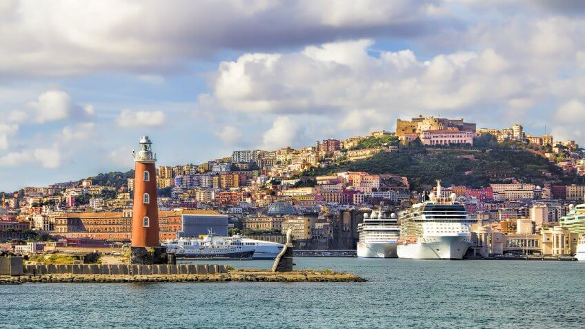 11990, Italy, Naples, cruise