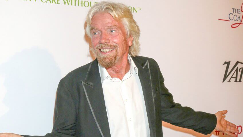 richard branson on the importance of Richard branson is a legend among entrepreneurs, but don't forget that he started from square one like the rest of us we've distilled an astonishing career into 9 universal business lessons.