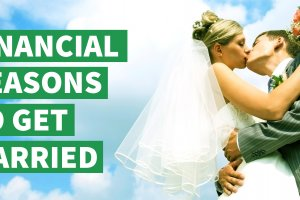 8 Financial Reasons to Get Married