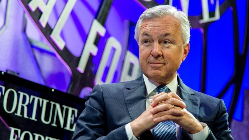 Wells Fargo CEO John Stumpf Resigns — From $19 Million to Zero