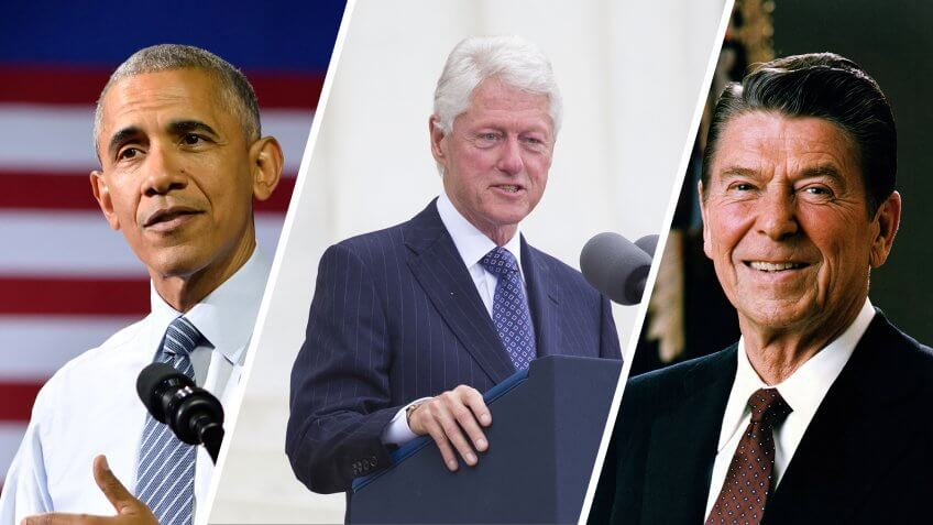 Trump Won't Release His Taxes — But These Presidents Did