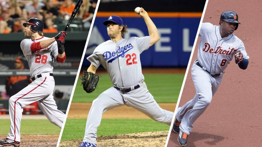 highest paid baseball players in the MLB