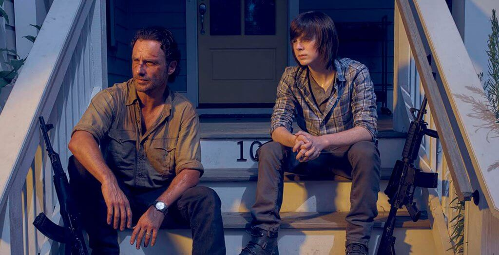 The Richest Walking Dead Stars That Are Still Alive For Now