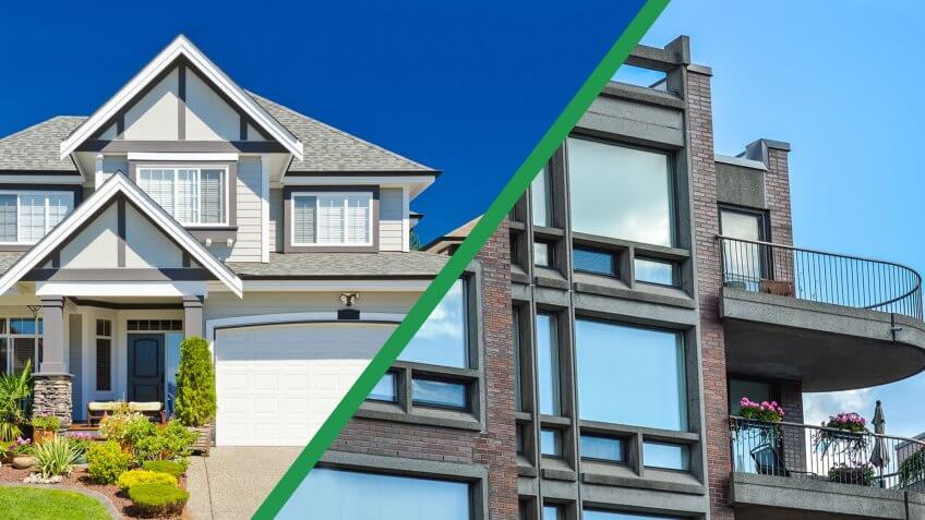 House vs. Condo: Which One Is Right for You?