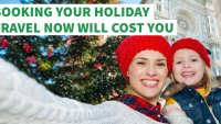 Why Booking Your Holiday Travel Now Will Cost You