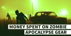 How Much Survivalists Spend for Zombie Apocalypse Gear