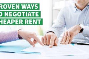 Proven Ways to Negotiate Cheaper Rent