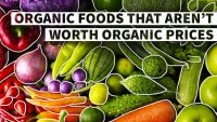 Organic Foods That Aren't Worth Organic Prices