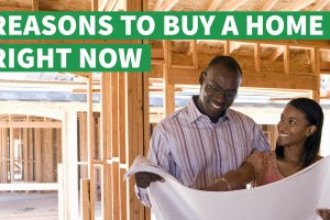 6 Financial Reasons to Buy a Home Right Now