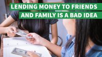 Why Lending Money to Friends and Family Is a Bad Idea