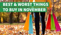 The Best and Worst Things to Buy in November