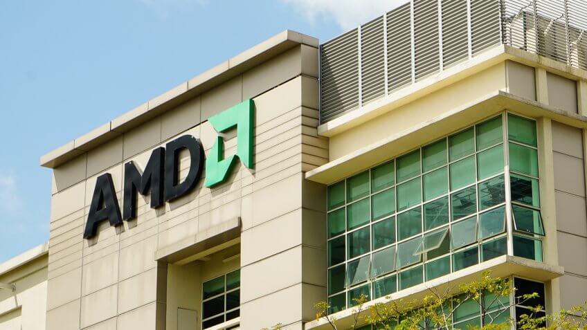 AMD office building