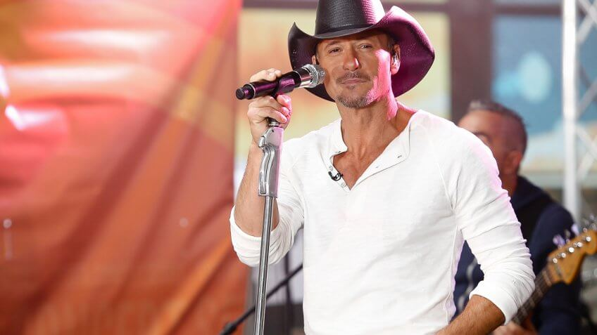 mc graw personals Tim mcgraw and faith hill are widely regarded as one of the most beloved couples in country music and beyond read up on the complete timeline of their relationship here.