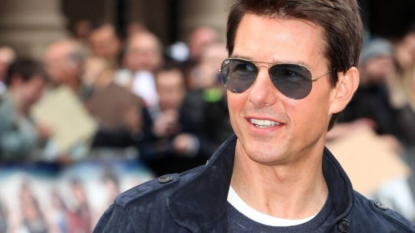 Tom Cruise's Net Worth As 'Jack Reacher: Never Go Back ...