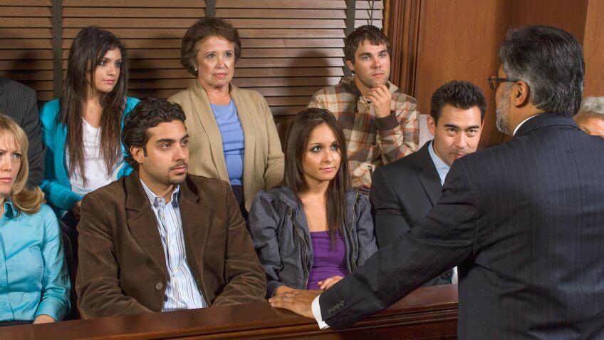 Sit on a jury.
