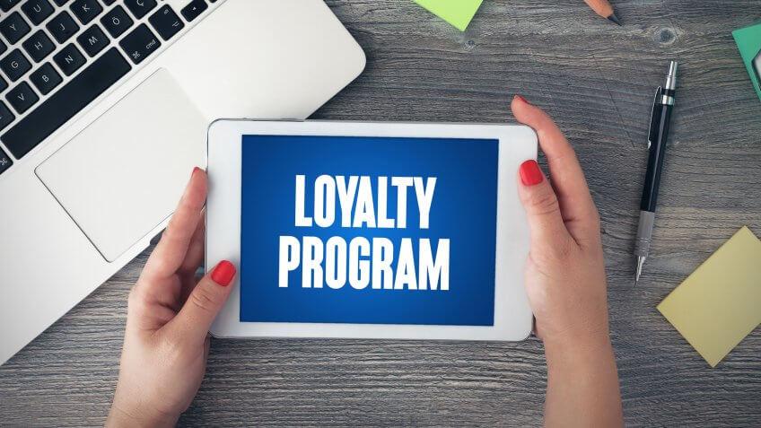 Enroll in loyalty programs.