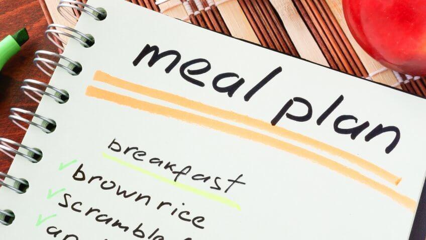 Plan meals around sales.