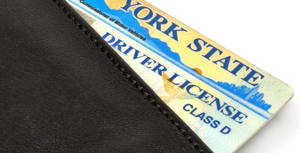 new york driver license