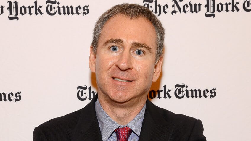 NEW YORK, NY - NOVEMBER 12:  Founder and CEO at Citadel LLC Kenneth C.
