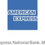 American Express logo 2017