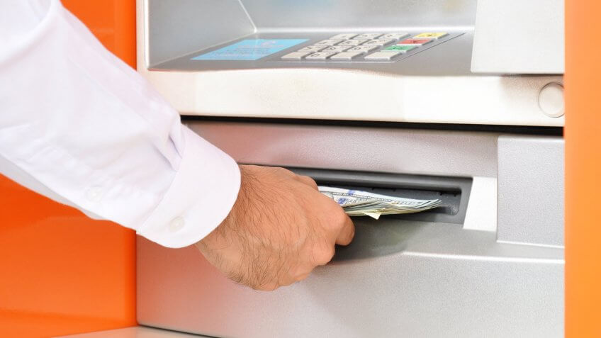 Highest and Lowest ATM Withdrawal Limits at Chase, Wells Fargo and 14 Other Banks