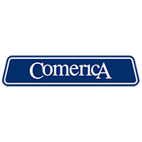 Comerica Bank logo 2017