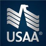USAA logo 2017