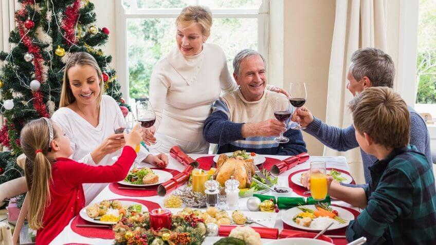 30 Essential Ingredients Every Christmas Dinner Needs