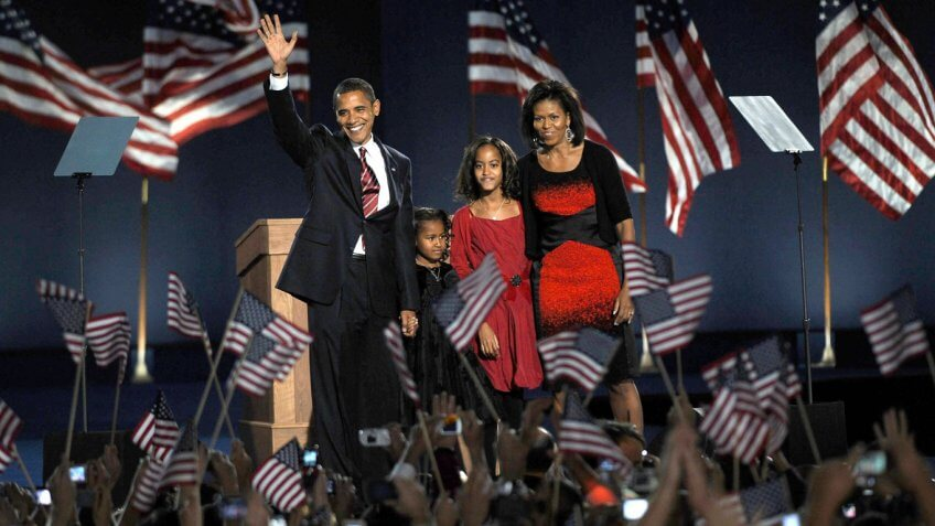 15 Crazy Perks of Being President.