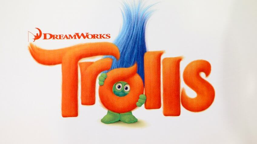 """Trolls"" movie"