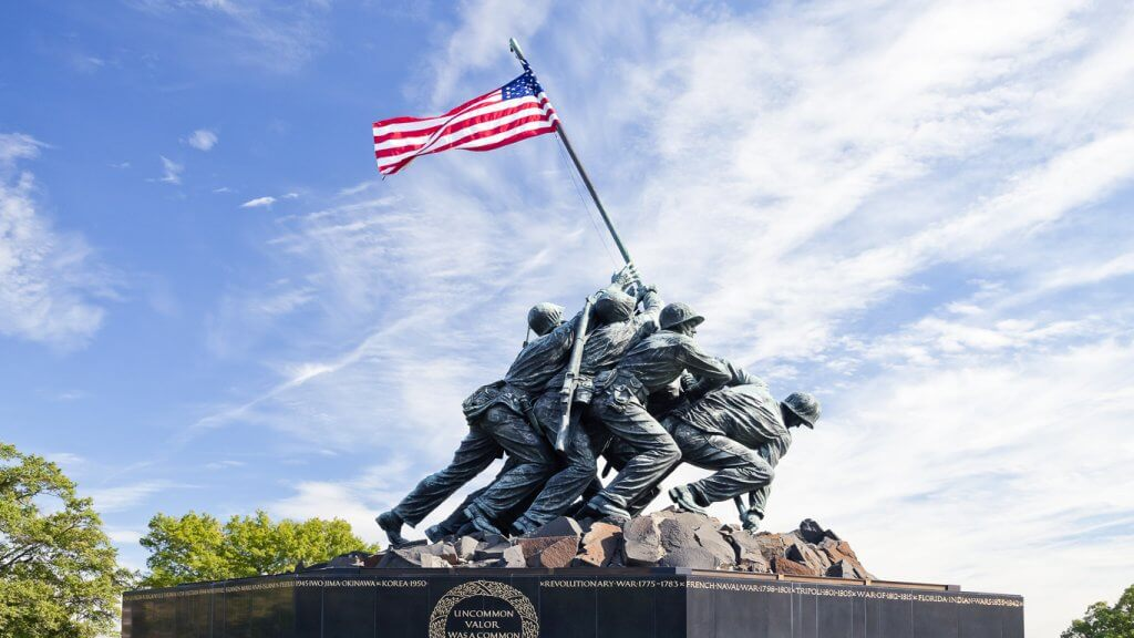 commemorate veterans day by visiting these 20 places