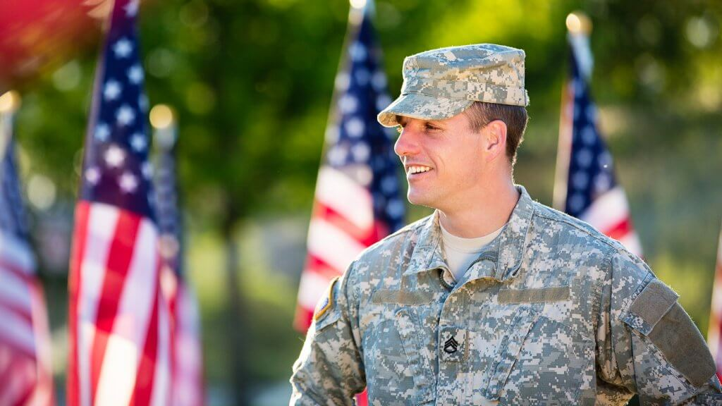 tardiness and a military career