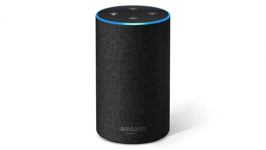 Amazon Echo (2nd Generation).