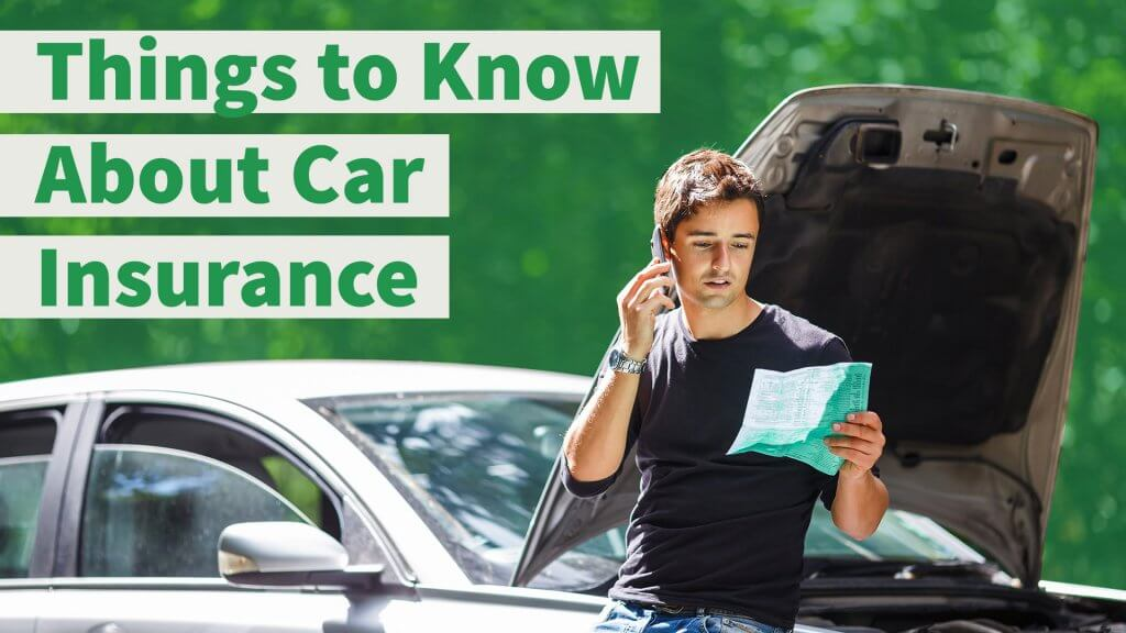 8 Things to Know About Car Insurance | GOBankingRates