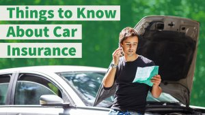 8 Things to Know About Car Insurance